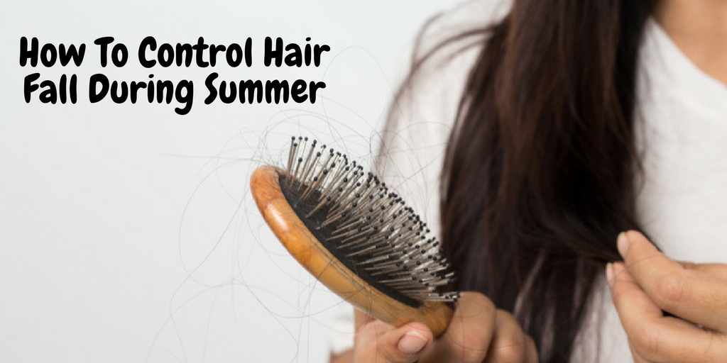 Hair Fall During Summer