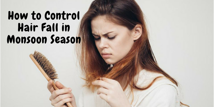 hair fall control in monsoon
